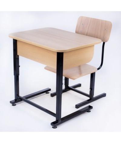 Banca  individuala reglabila cu scaun - ALINA-GIM