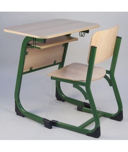 Banca individuala fixa cu scaun - EDEN-G