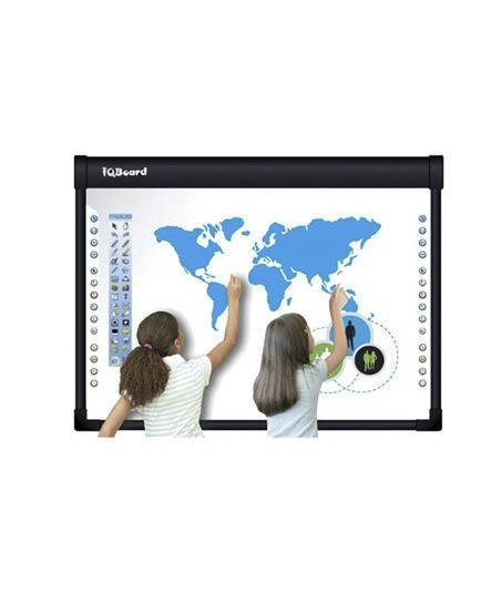 TABLA INTERACTIVA IQBoard Dual Touch DVT82