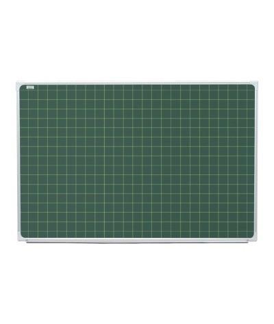 Tabla scolara magnetica cu suprafata liniata matematica